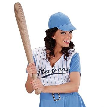 NET TOYS Bate de Baseball Hinchable Disfraz Accesorio Deportivo