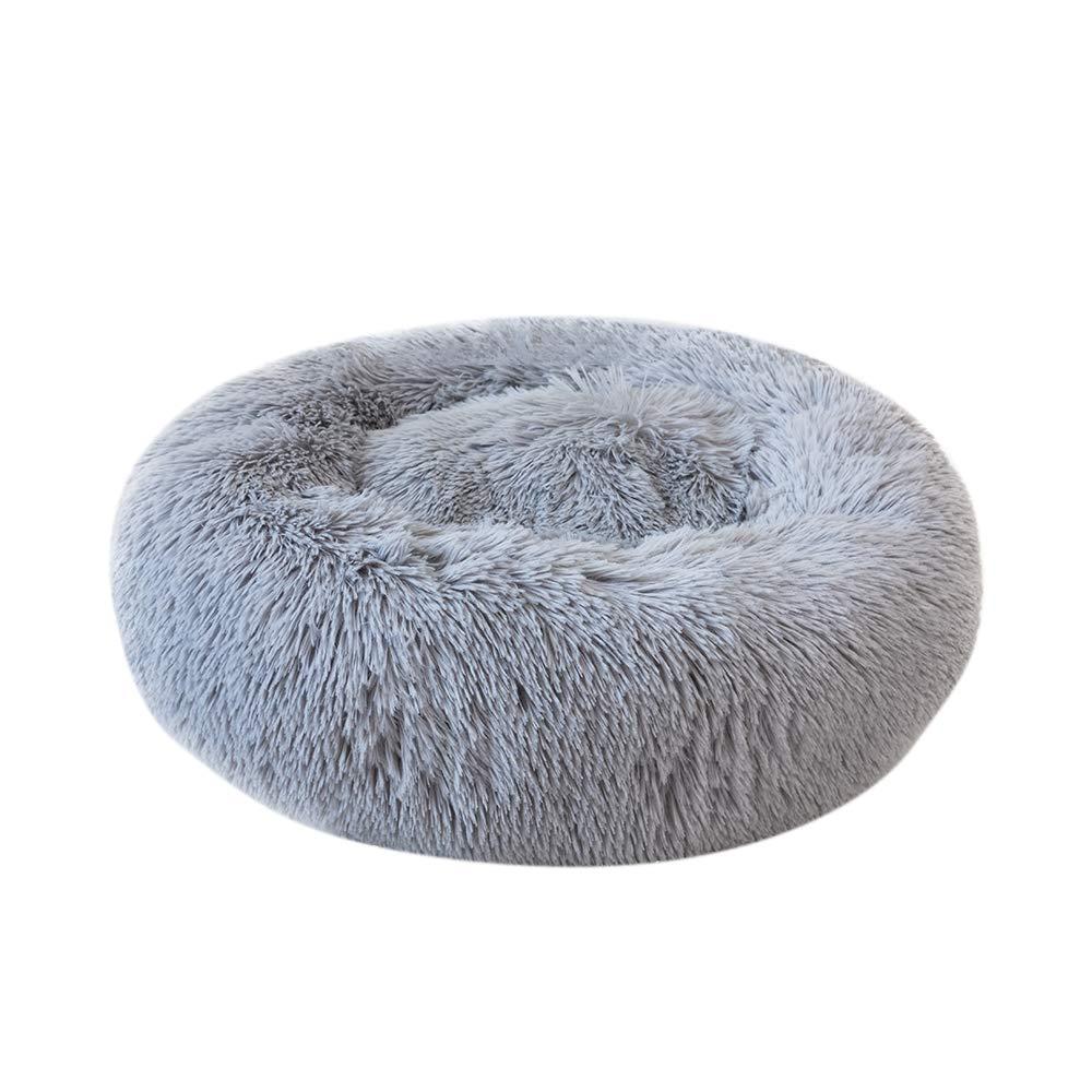 Size S//M//L//XL Blusea Cuccia per Cani Gatti Cuccia Tonda Morbida per Animali Domestici Portatili