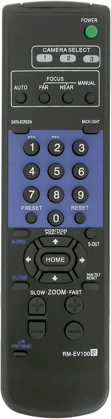 Office RM-EV100 Remote for Sony Camera EVI-D100 EVI-D100P EVI-D70 ...