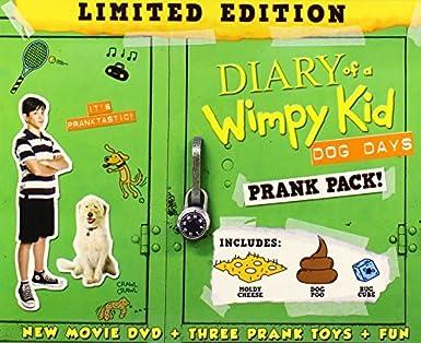 Amazon Com Diary Of A Wimpy Kid Dog Days Movies Tv