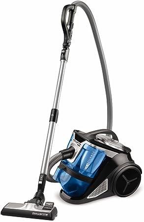 Rowenta Silence Force Extreme Multicyclonic - Aspiradora sin bolsa, 900 W, Filtro HEPA 13, color azul: Amazon.es: Hogar