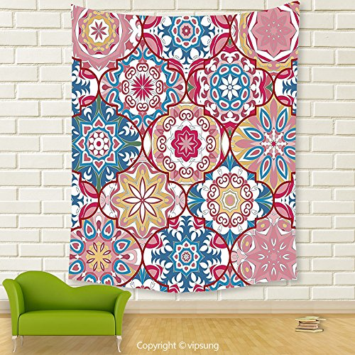 Vipsung House Decor Tapestry_Moroccan Decor