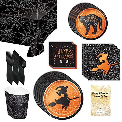 Halloween Punch Witches Brew - Halloween Party Supplies, Wicked Witch Design