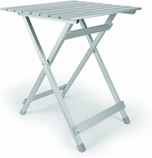 Camco 51891 Aluminum Fold-Away Side Table