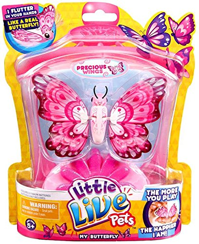 Little Live Pets Butterfly Precious Wings