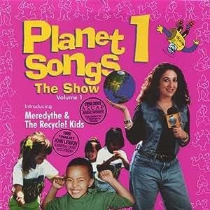 Vol. 1-Planet 1 Songs