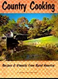 img - for Country Cooking - Recipes and Utensils from Rural America book / textbook / text book