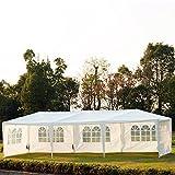 Outsunny Gazebo Party Tent, 10'x 30'