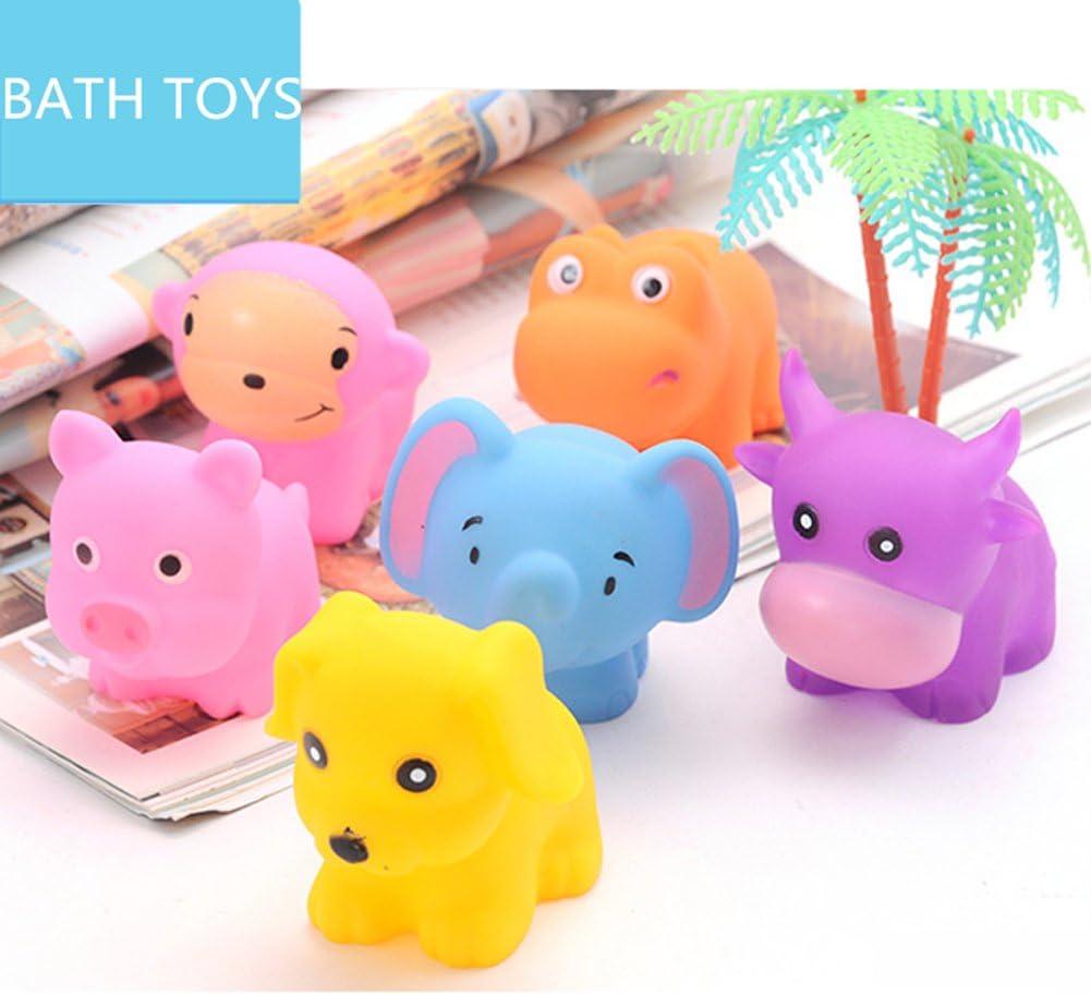 Morbuy Juguetes de baño Juguetes de baño para bebés natación del ...