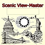 Florida - St. Augustine, Silver Springs, Cypress Gardens - 3 ViewMaster Classic Vintage 3D Reels