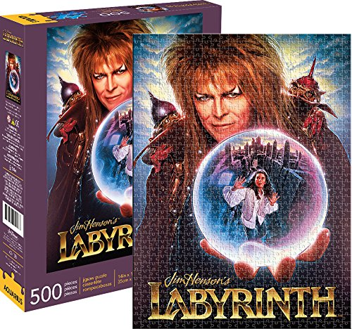 Aquarius Labyrinth Jigsaw Puzzle (500 Piece)