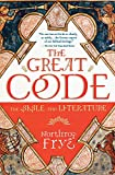 capa de The Great Code the Bible and Literature