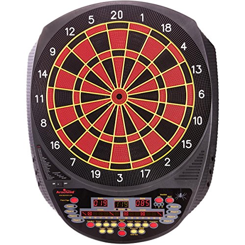 ARACHNID INTER-ACTIVE 6000 ELECTRONIC DARTBOARD by Arachnid