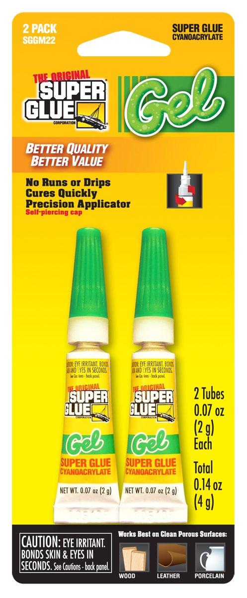 Super Glue Super Glue SGGM22-12 Gel, 24-Pack(Pack of 24) by Super Glue (Image #1)
