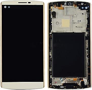 IPartsBuy pantalla LCD + ensamblaje del digitalizador de pantalla ...