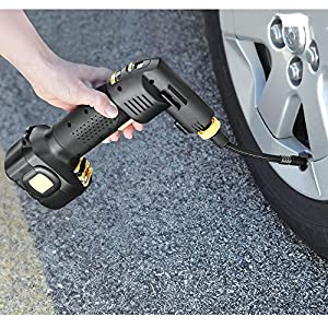 The BEST Automatic Cordless Tire Inflator!! AS SEEN ON TV!! NEW!