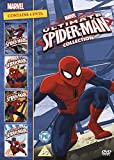 Ultimate Spider-Man Collection: Vol 1-4 DVD (REGION 2)