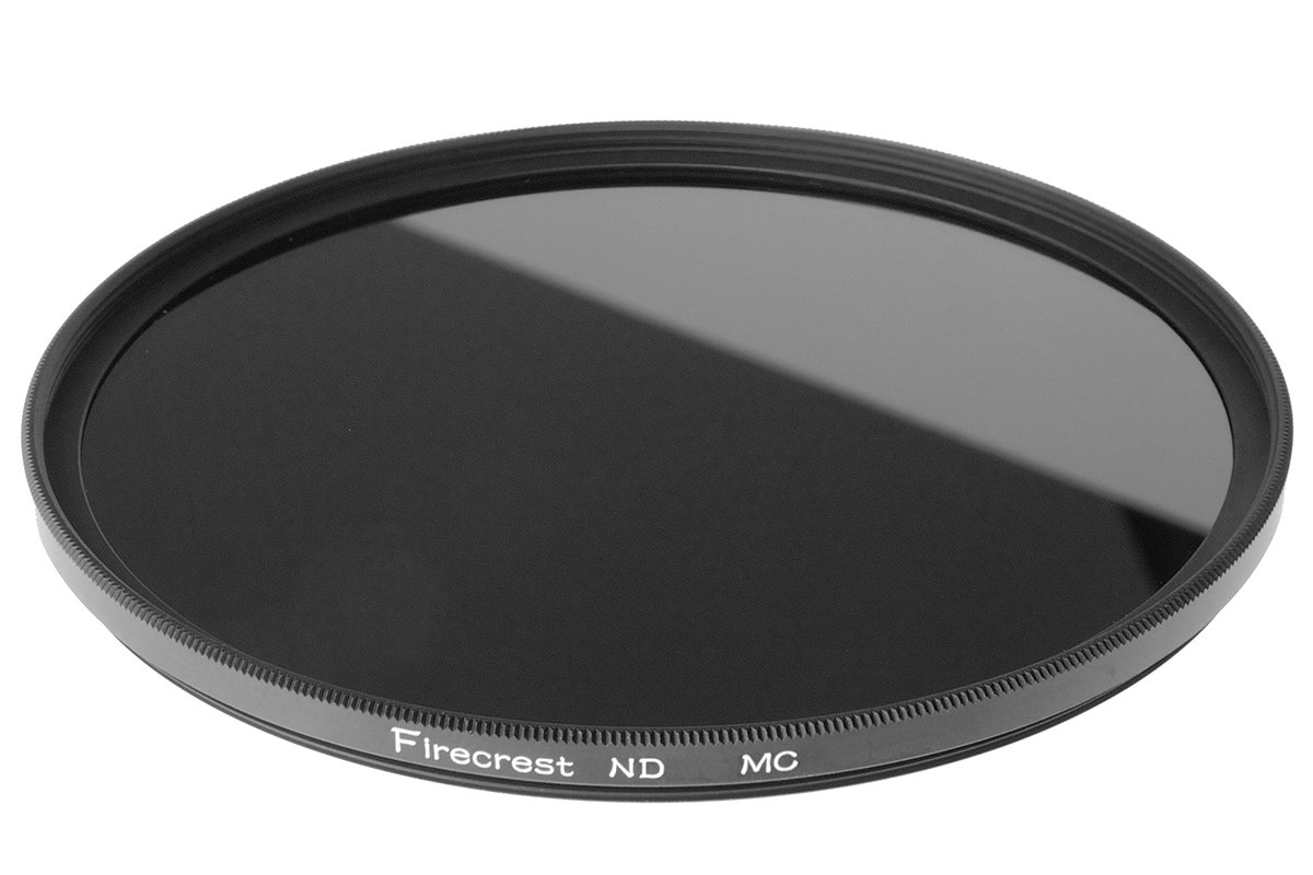 Firecrest ND 77mm Neutral density ND 4.8 (16 Stops) Filter for photo, video, broadcast and cinema production by Formatt Hitech Limited