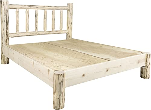 Montana Woodworks Montana Collection King Platform Bed