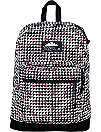 Disney Right Pack SE Laptop Backpack (Minnie White Houndstooth)