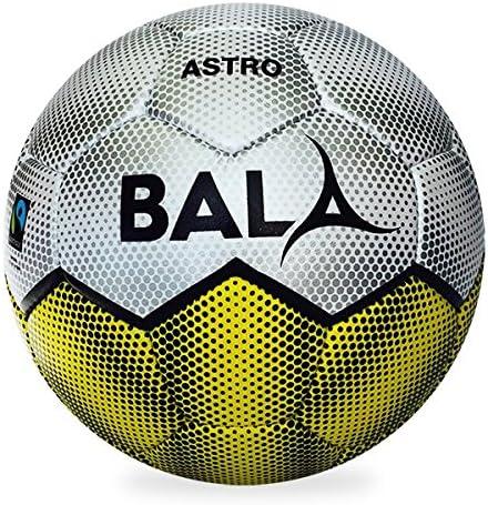 Bala Sport Astro de comercio justo tamaño 5 Fútbol calle rígida y ...
