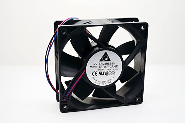 610qWKALHXL._SX608_ amazon com ultra strong 12cm dc12v cooling fan 200cfm Basic Electrical Wiring Diagrams at n-0.co
