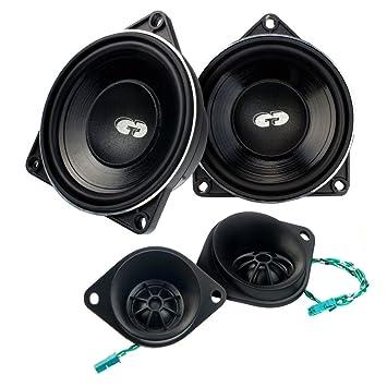 CDT Audio bm4 de Kit4 Oro de Altavoz para BMW & Mini ...