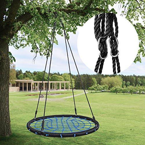 HYCLAT Saucer Tree Swing Detachable