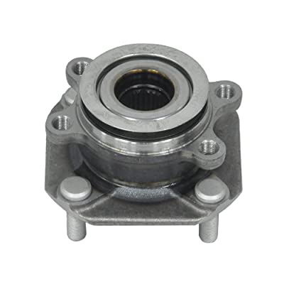 DRIVESTAR 513299 Brand New Front Driver or Passenger Side Wheel Hub & Bearing for Nissan Sentra: Automotive