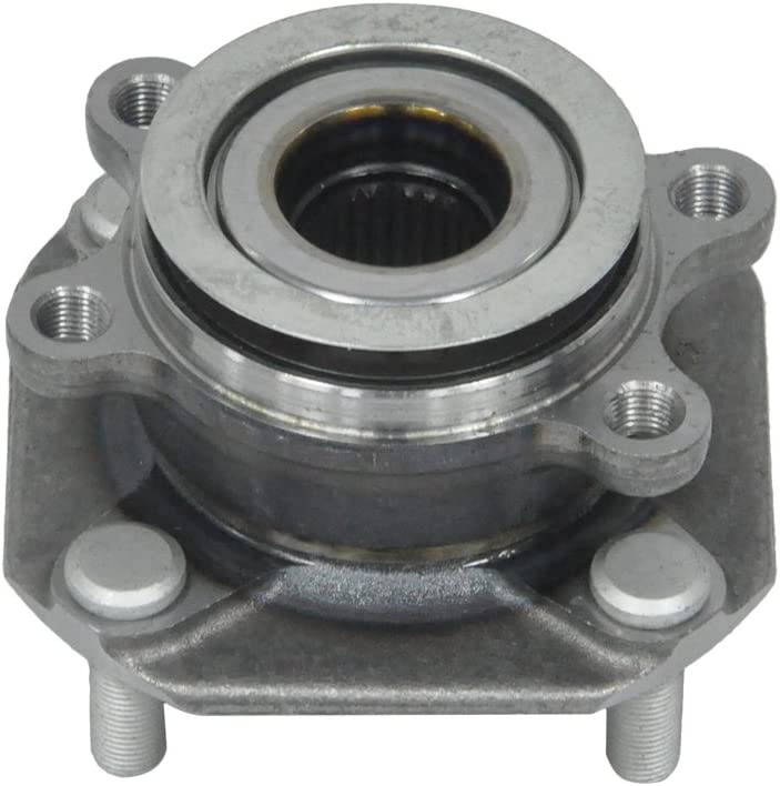 DRIVESTAR 513299 Front Driver//Passenger Side Wheel Hub /& Bearing Assembly 4 Lugs for Nissan Sentra 2007-2012 Only for 2.0L 4cyl Engine