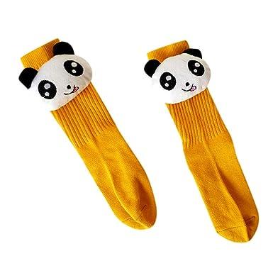 ... Infantil Bebé Niñas Niños Dibujos Animados 3D Panda Antideslizante Calcetines de zapatillas Algodón 1 Pares 2018 Baratos: Amazon.es: Ropa y accesorios