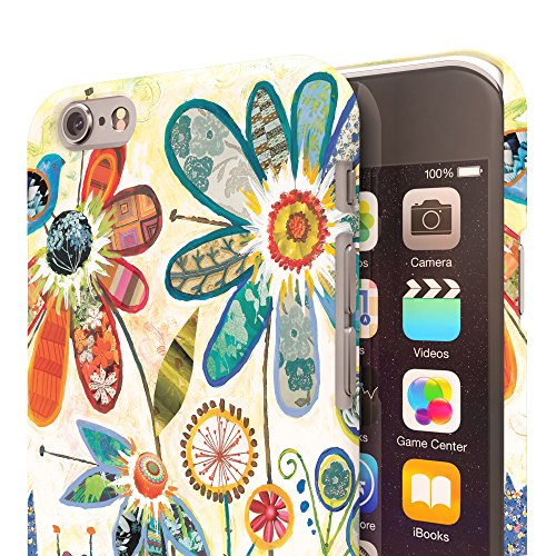 Koveru Back Cover Case for Apple iPhone 6 - Wild Garden
