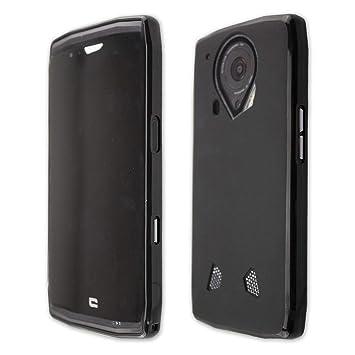 nouveau design nouveaux styles offre spéciale Coque pour Crosscall Trekker-X4 TPU-Housse – Coque Silicone Anti Choc pour  Smartphone (TPU_Housse, Noir)