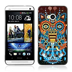 YOYOSHOP [Abstract Monster] HTC One M7 Case