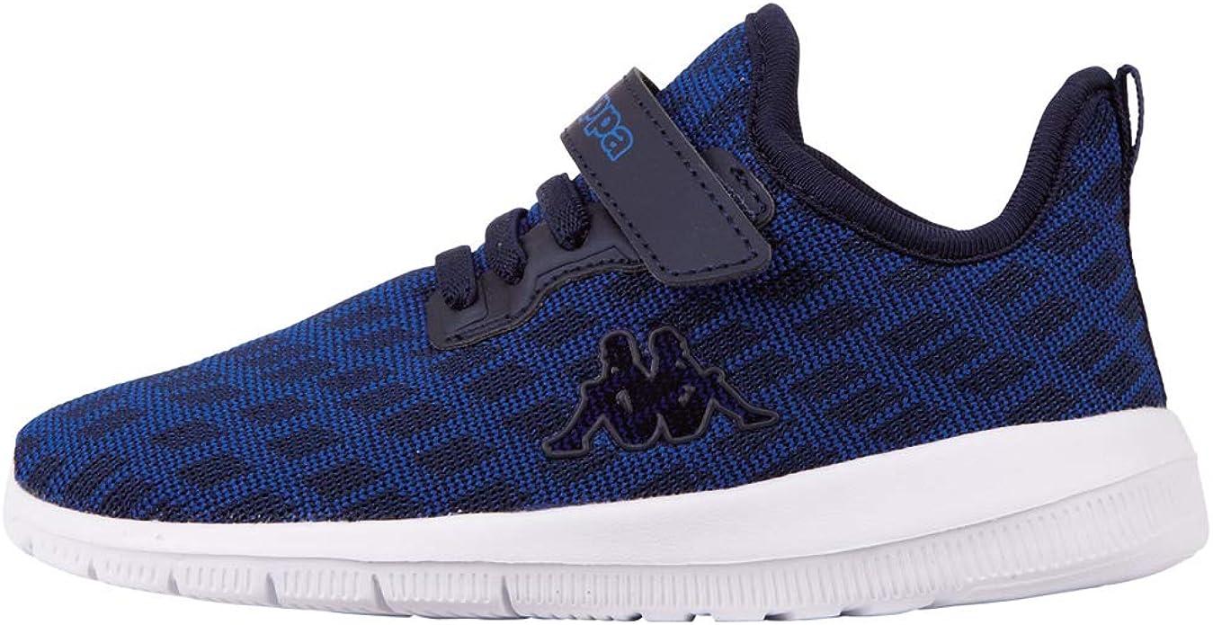 Kappa Gizeh Sneakers Mädchen Jungen Unisex Kinder Marineblau/Blau