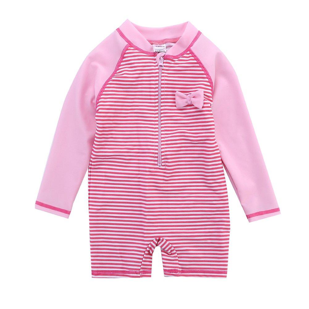 Vivafun Baby Boy Girl Sun Protective Sunsuit Toddler UPF 50+ Swimwear