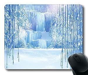 Frozen 2013 Mouse Pad Desktop Laptop Mousepads Comfortable Office Mouse Pad Mat Cute Gaming Mouse Pad by icecream design