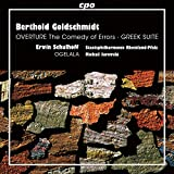 Overture the Comedy of Errors / Greek Suite