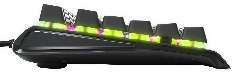 SteelSeries Apex 7 Clavier de gaming m/écanique Switchs rouges Agencement fran/çais AZERTY /Écran OLED Smart Display