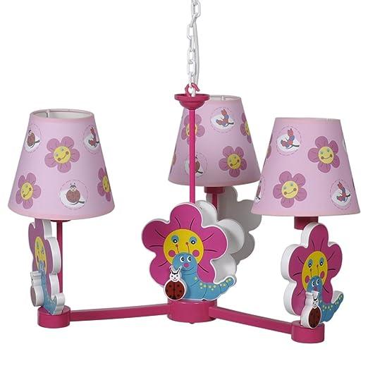 Girls kids bedroom pendantchandelier lightlamp fixture amazon girls kids bedroom pendantchandelier lightlamp fixture aloadofball Gallery
