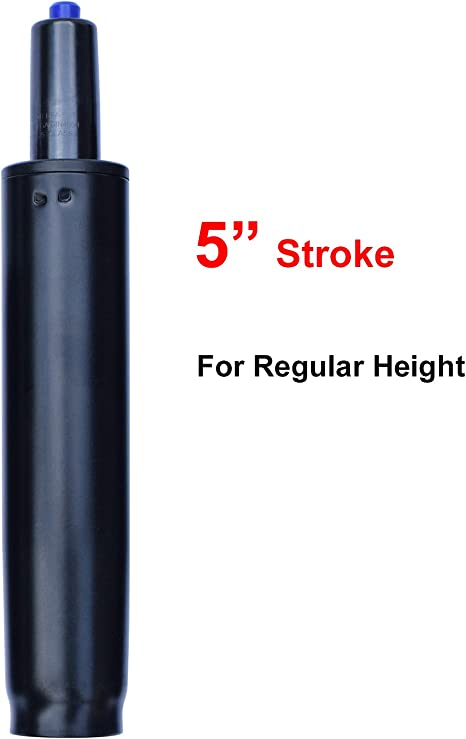 """9/""""//11/'/'  Black Replacement Gas Lift for Home PC Office Chair Height Adjustment"""
