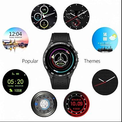 Smart Wristband Bracelet Bluetooth Relojes inteligente,Rastreador de Ejercicios,Moda de lujo de,