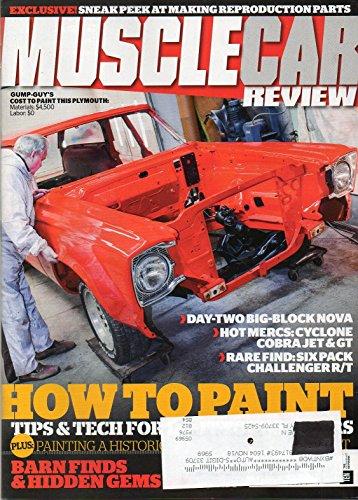 Muscle Car Review Magazine April 2016