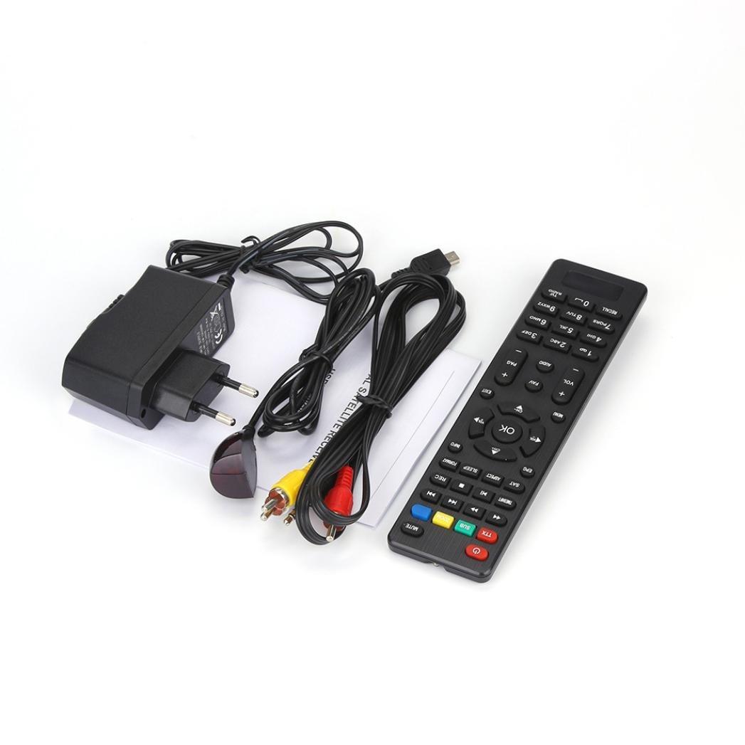 DVB-S2 TV Box, somesun Mini-S2 von: Amazon.de: Elektronik