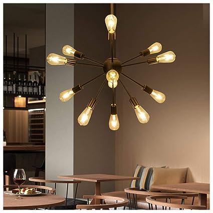 Comedor Interior Luces de techo grandes de la lámpara de ...