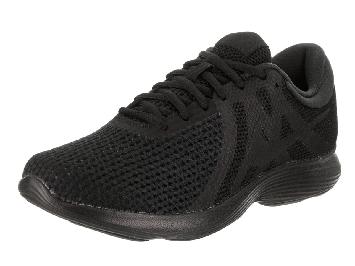NIKE Women's Revolution 4 Running Shoe B06XK9L1P5 6.5 M US|Black/Black
