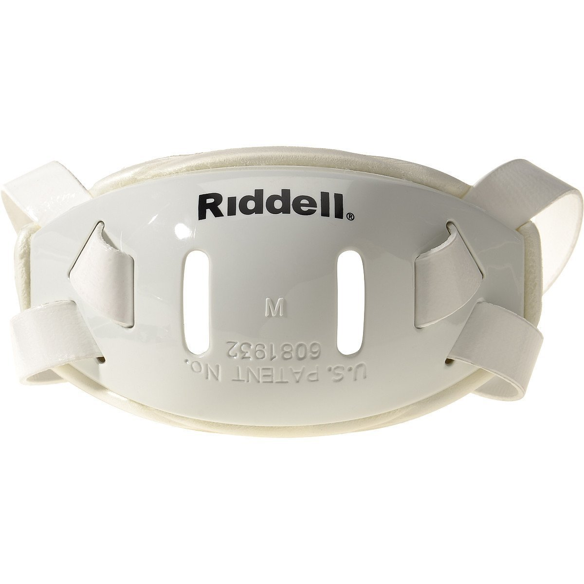 riddell high hook up chin strap