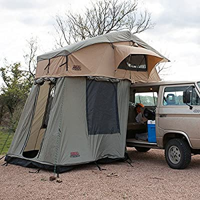 Tuff Stuff Ranger Overland Rooftop Tent with Annex Room by Tuff Stuff