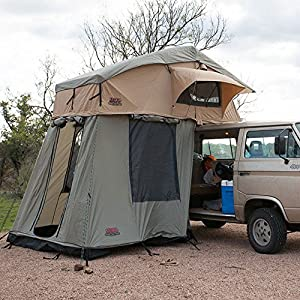 Amazon Com Tuff Stuff Ranger Overland Rooftop Tent With Annex