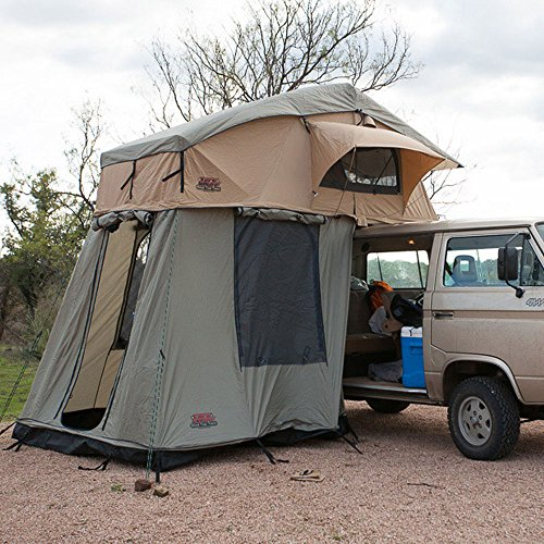 Tuff Stuff Ranger Overland Rooftop Tent with Annex Room & Roof Tent: Amazon.com